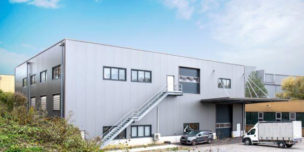 2020 IBS Bechtold Betriebsgebäude Ölbronn