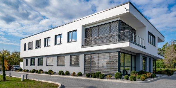 2021 Wenz Neubau Bürogebäude
